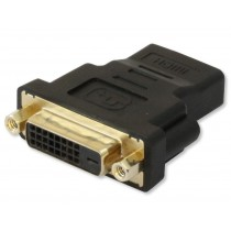 HDMI (F) to DVI-D (F) Adapter - Techly - IADAP HDMI-644