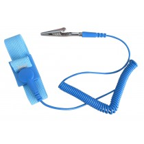 ESD Anti-static wrist Strap with Ground Cable - Techly - IAS-BWS 150TY