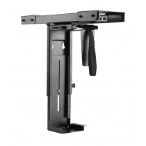Adjustable Under-Desk CPU Mount - Techly - ICA-CS 65