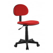 Red Office Chair - Techly - ICA-CT CD102RE
