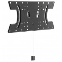 "Slim Wall Bracket for OLED TV 32-65"" Black - Techly - ICA-LCD 24O"