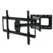 "Slim Wall Mount for 32-70"" LCD LED TV Black - Techly - ICA-PLB 23M"