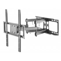 "Full-motion TV Wall Mount for 32""-55"" LED, LCD Flat Panel TVs - Techly - ICA-PLB 344STY"