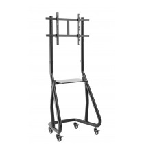 Trolley Floor Support for TV from 37'' to 80'' - Techly - ICA-TR37