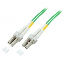 Fiber Optic Cable LC / LC 50/125 Multimode 0.5 m OM5 - Techly Professional - ILWL D5-LCLC-005/O5T