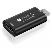 Video Capture Card 1080P HDMI Portable - Techly - I-USB-VIDEO-1080TY