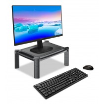 Height-Adjustable Smart Stand - Techly - ICA-MS 401