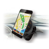 Car Magnetic Mount Holder for Smartphone - Techly - I-SMART-HUD