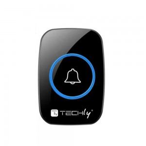 Remote Control for Wireless Doorbell up to 300m Additional Transmitter