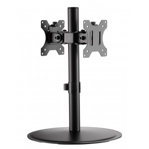 """Desktop monitor arm for two 17"""" - 32"""" monitors"""