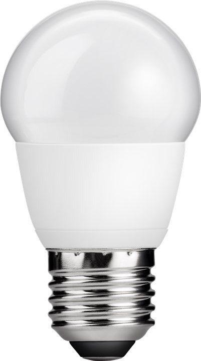 Lampada LED Mini Globo E27 Bianco Caldo 5W, Cla...