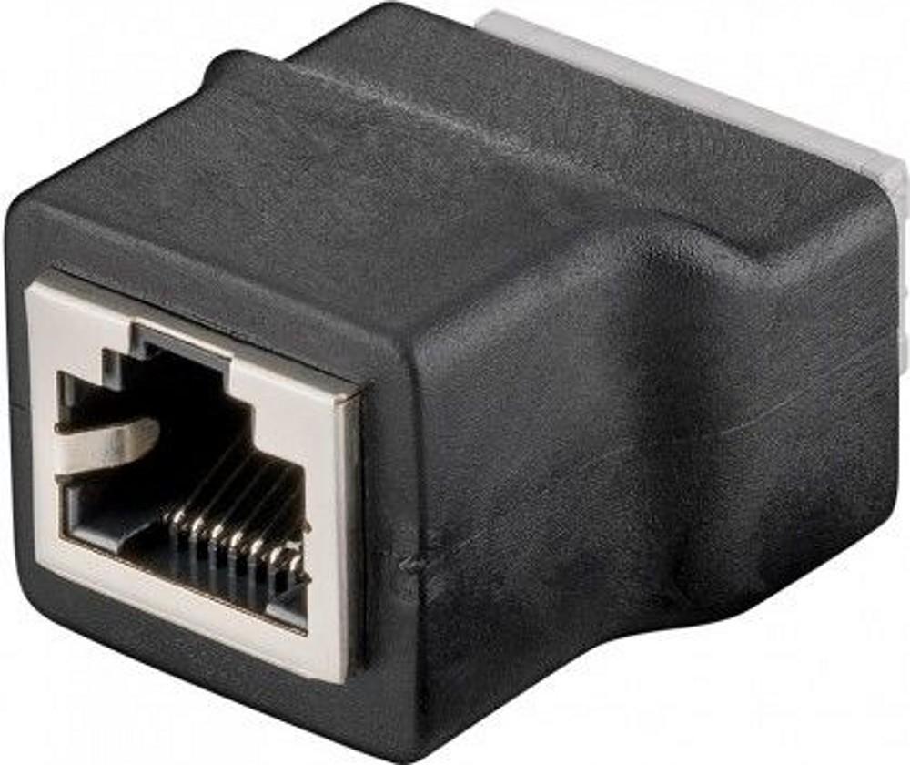 Adattatore RJ45 Femmina Terminal Block 8 pin
