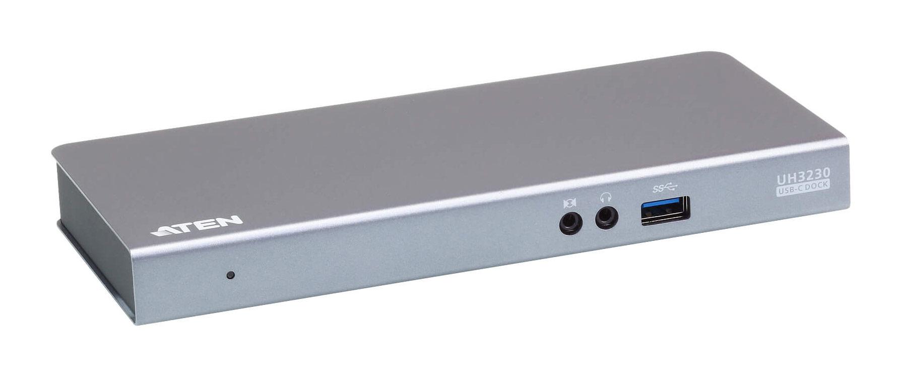 Dock multiporta USB-C con funzione di carica UH...