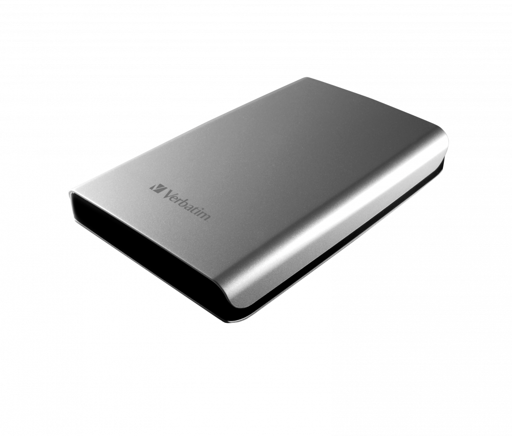 Disco rigido portatile da 1 TB Argento