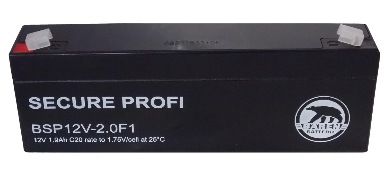 Batteria Piombo-Acido per UPS 12V 1,9 Ah (Fasto...