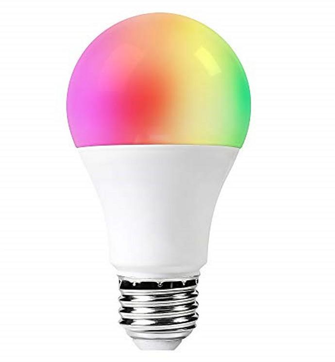 Lampadina LED E27 Smart Controllo Vocale Alexa,...