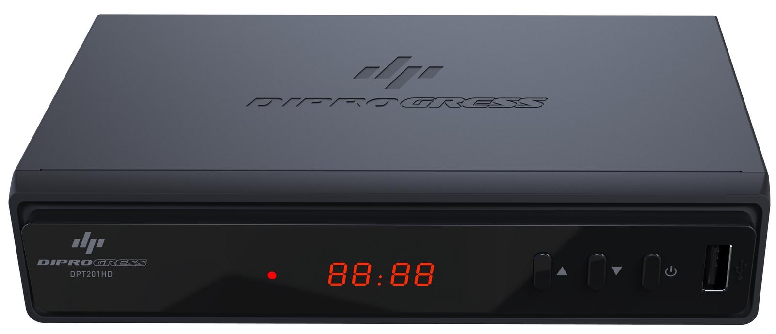 Ricevitore Digitale Terrestre DVB-T2 H265/HEVC ...
