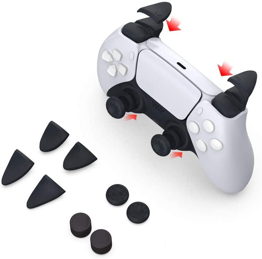 Kit protettivo antiscivolo leve Controller Play...