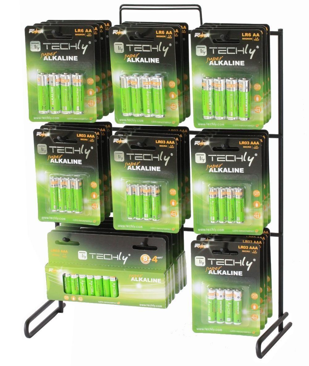 Espositore da Banco per Batterie