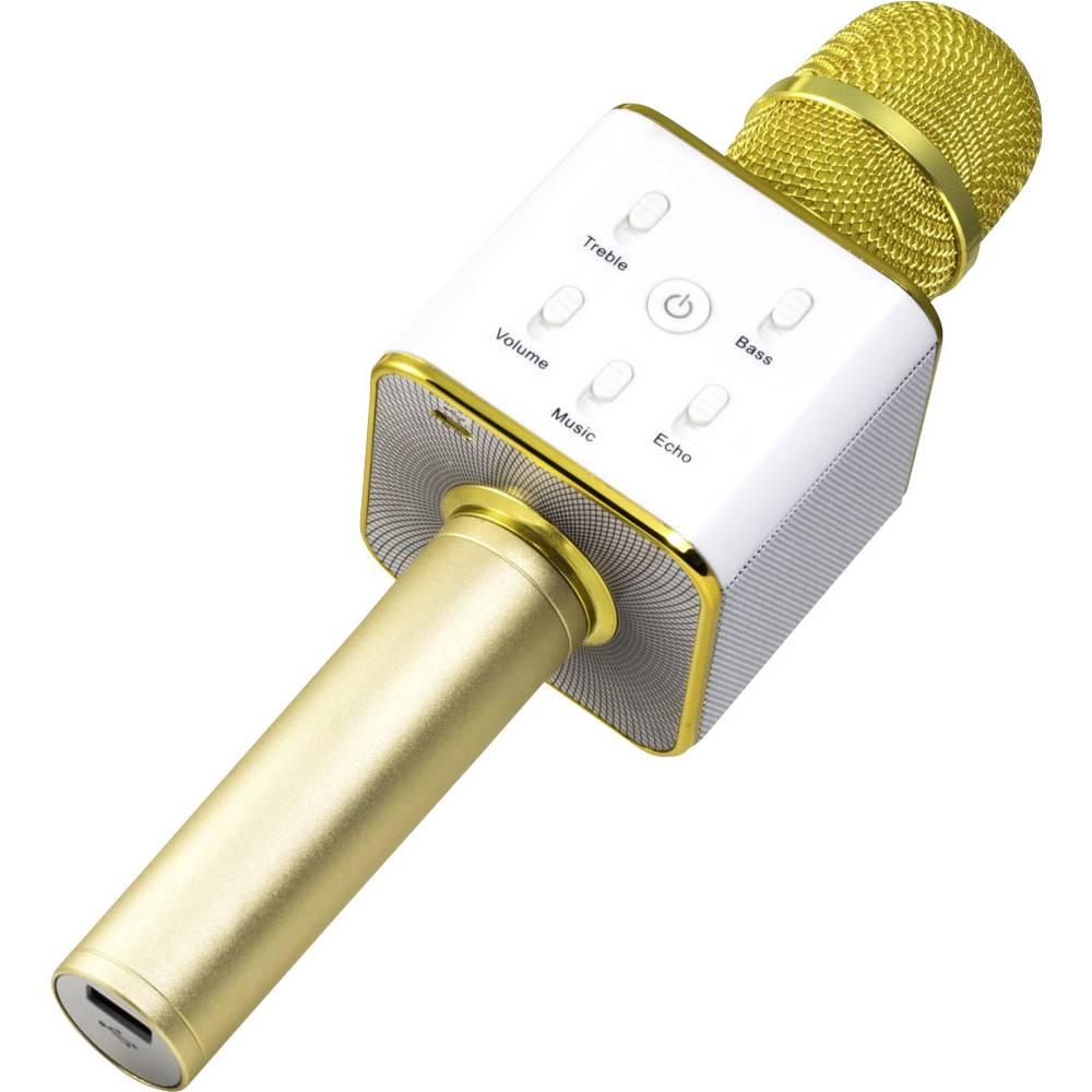 Microfono Karaoke Bluetooth con Speaker Stereo,...