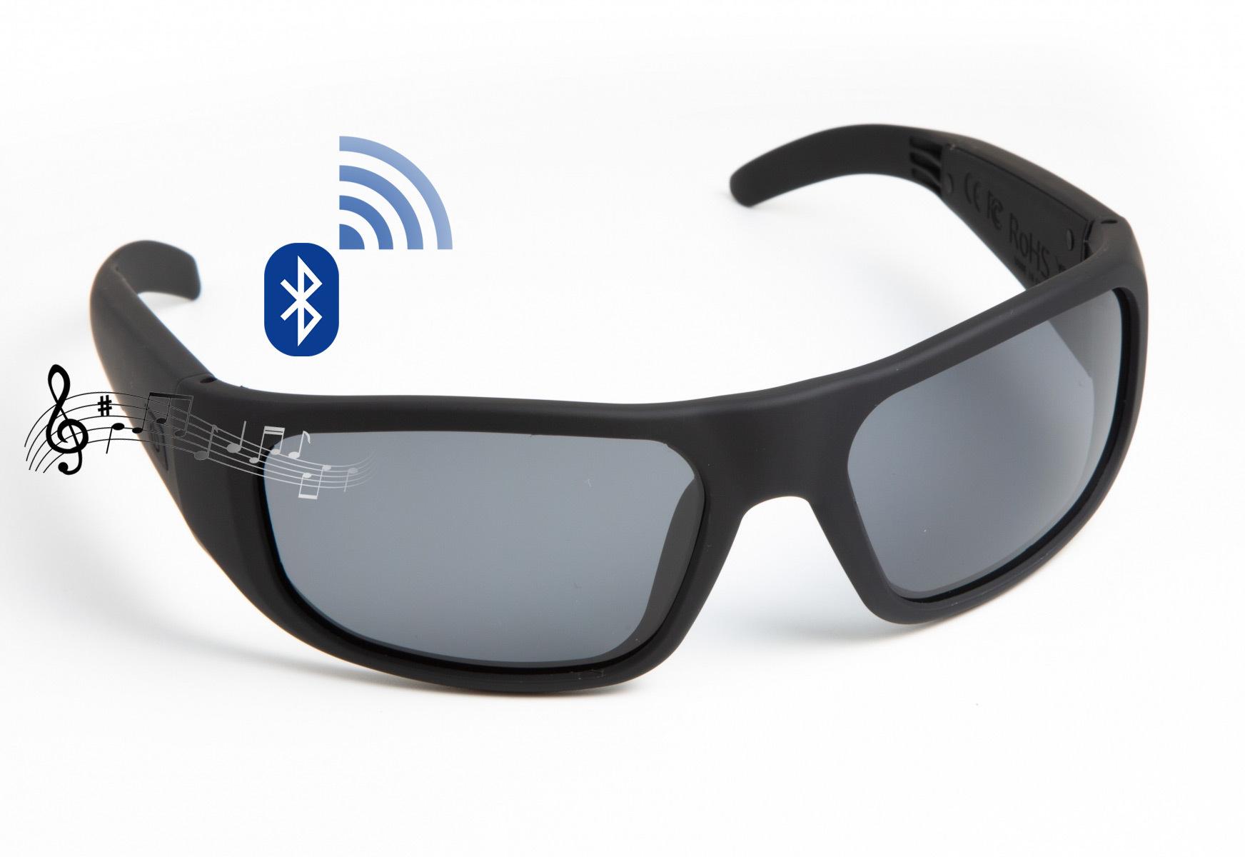 Occhiali da Sole Sport Audio Bluetooth v5.0 Len...