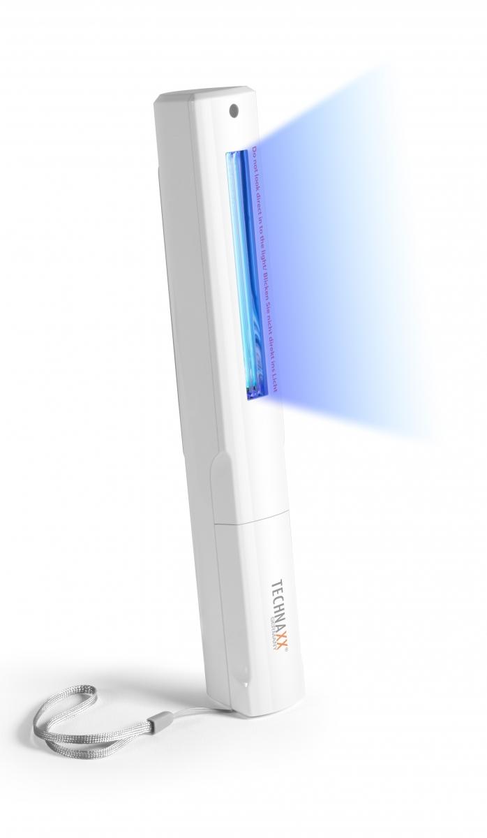 Lampada Disinfettante UV-C Antivirus, TX-151