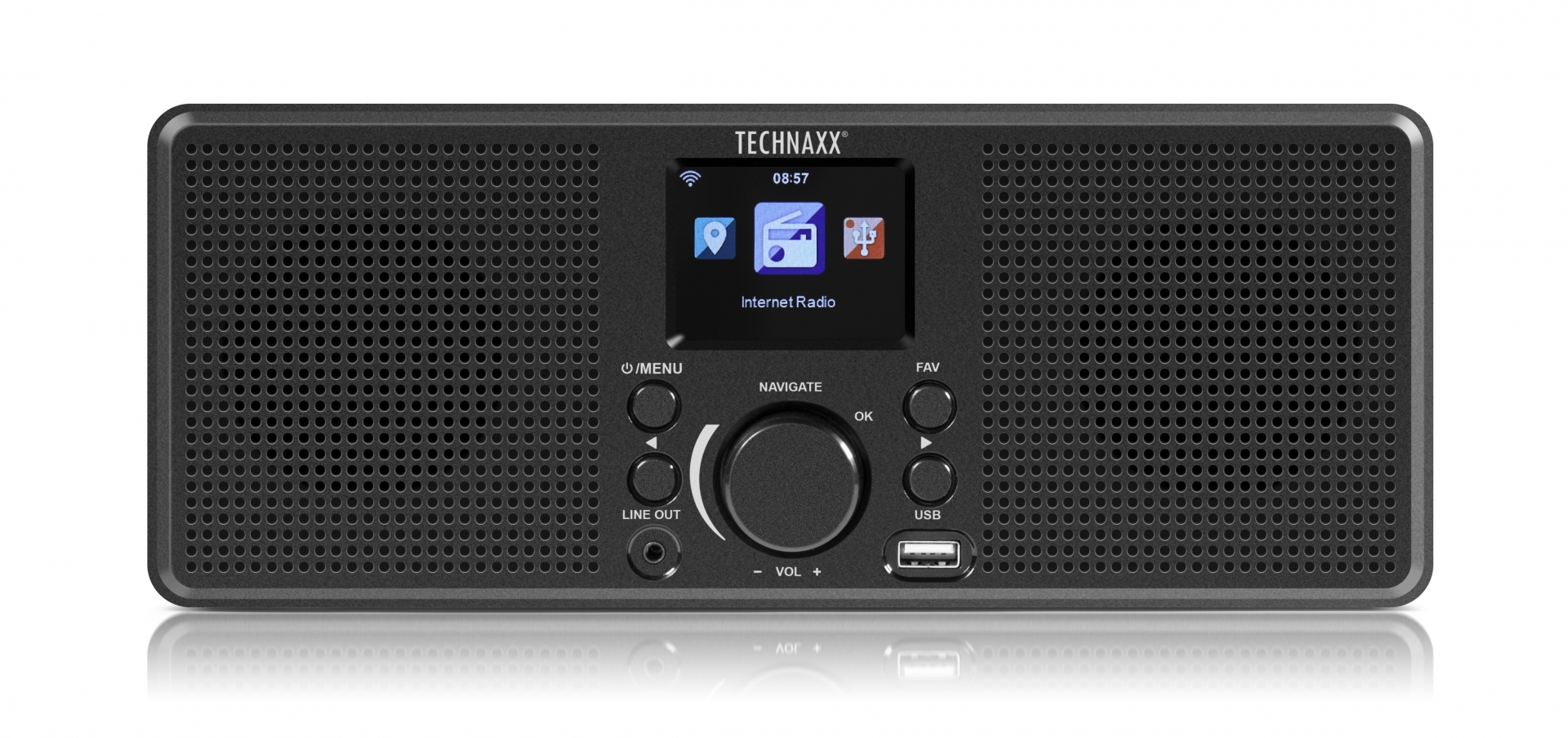 Radio Stereo Internet, TX-153