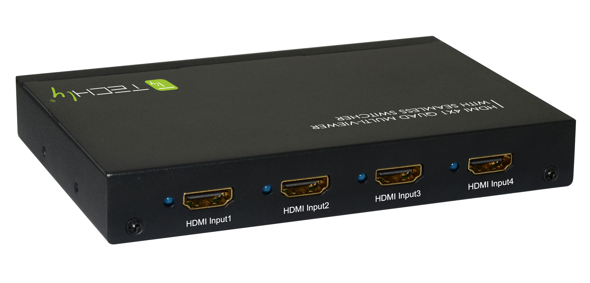 HDMI 4x1 Multi-viewer with seamless switcher - Audio Video