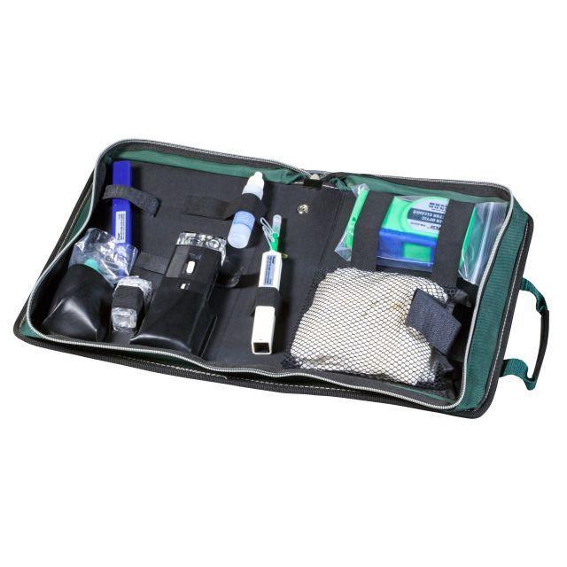 Kit di base per pulizia e ispezione fibra ottica