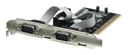 Scheda Seriale PCI 2 porte DB9