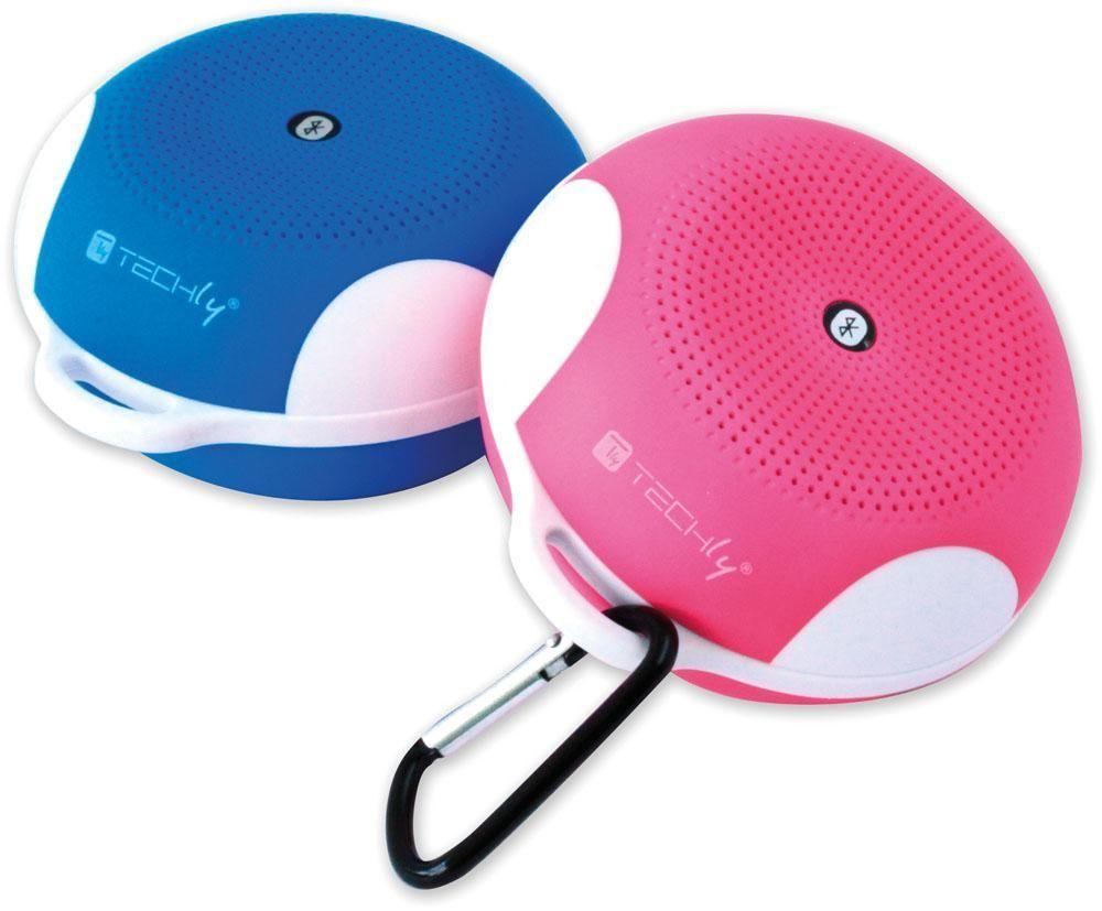 Speaker Portatile Bluetooth Wireless Sport Micr...