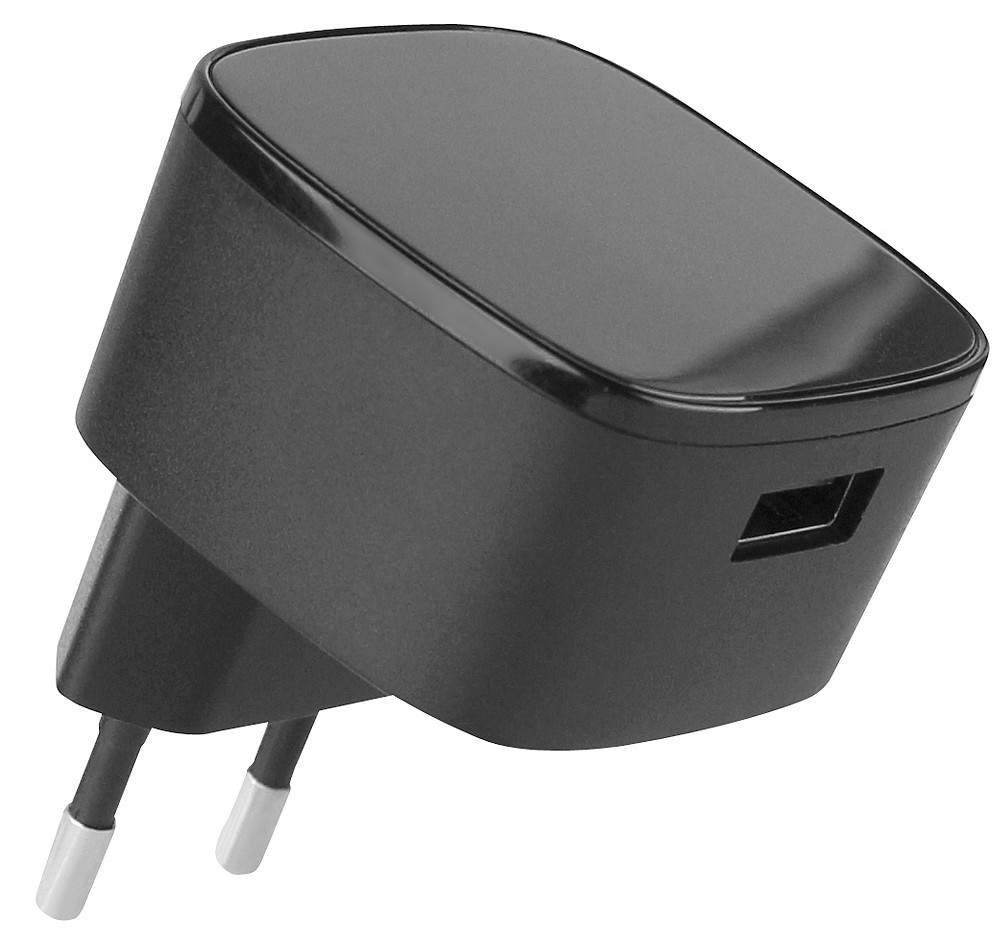 Caricatore USB 1.67A Quick Charge2 Spina Europe...