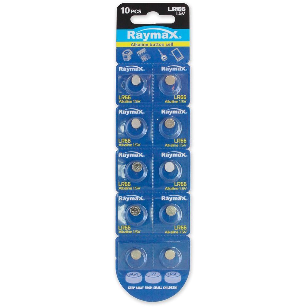 Batterie a bottone Alcalina LR66 LR626 377 AG4 ...