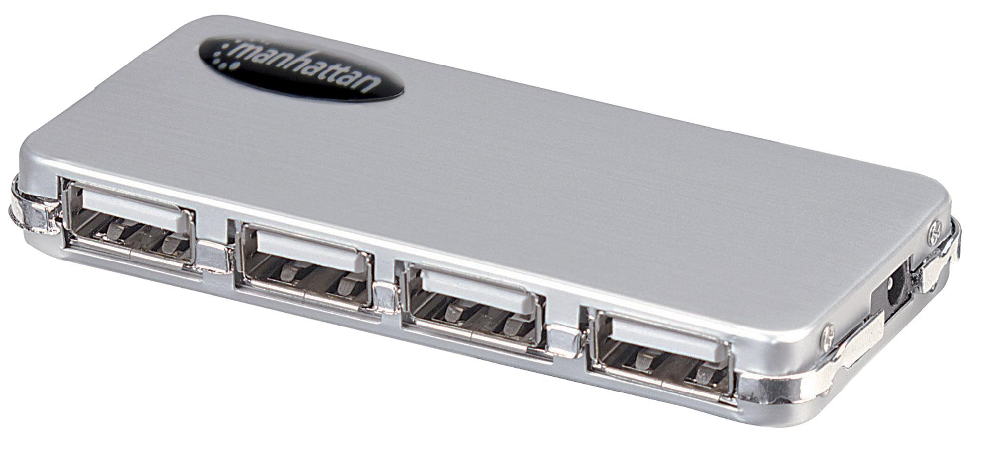 Micro Hub USB 2.0 4 porte