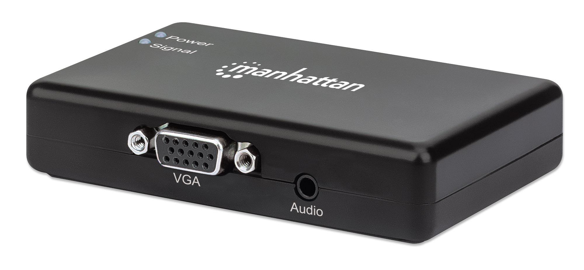 Convertitore Audio Video da VGA a HDMI
