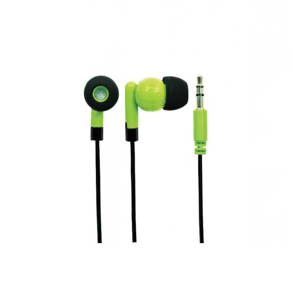 Auricolari POP In-Ear Nero e Verde