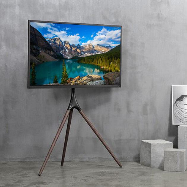 Supporto a Pavimento per TV LCD/LED/Plasma 45-6...