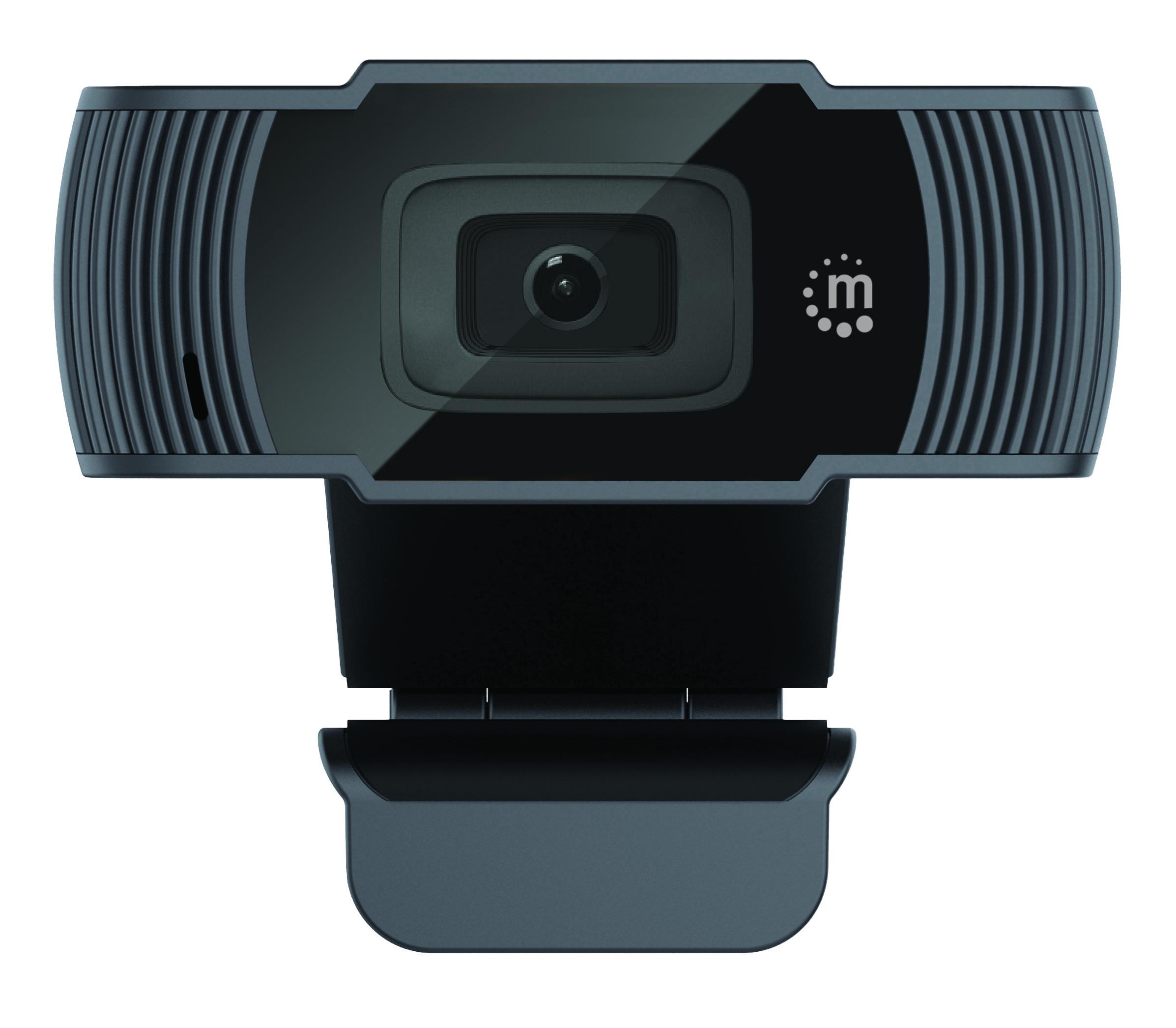 Webcam USB 1080p