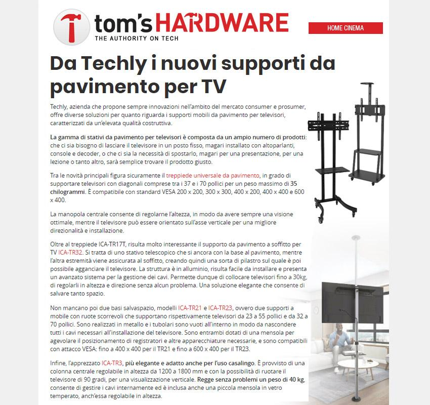 Mobile TV Stand/Trolley for LED/LCD 32-70\