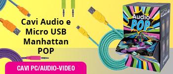 Cavi Audio e Cavi Micro USB