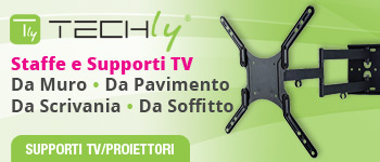Staffe e Supporti TV