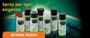 Spray multiuso - aria compressa - lubrificanti - detergenti - pulitori di contatti